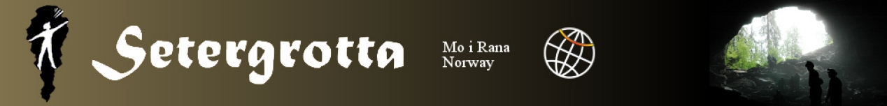 Setergrotta – Grotte, Cave, Höhle, Mo i Rana, Helgeland, Norway, Norwegen