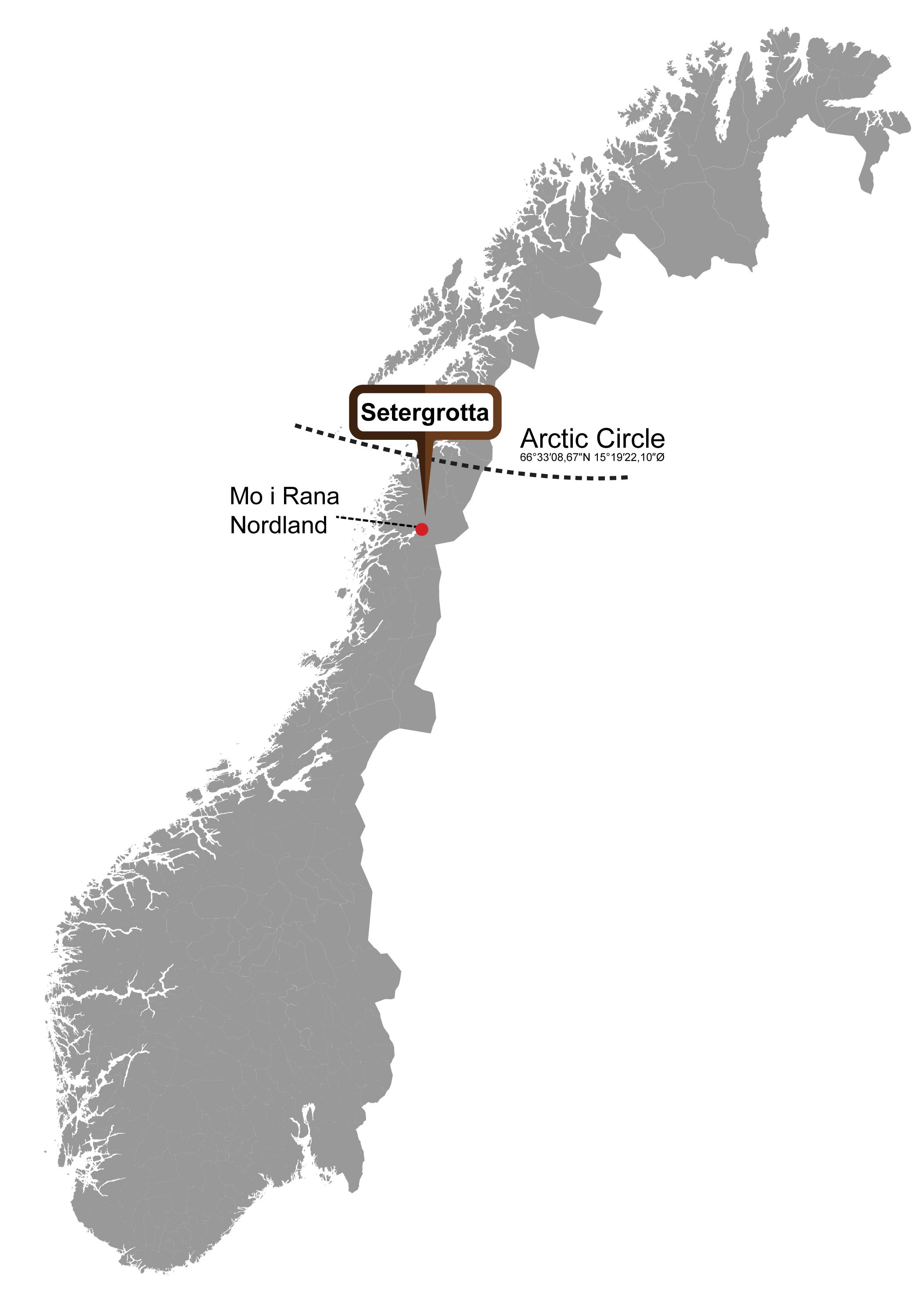 mo i rana kart Setergrotta – Grotte, Cave, Höhle, Mo i Rana, Helgeland, Norway  mo i rana kart